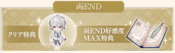 ノクト両END・好感度MAX特典